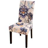 1 Stück Esszimmerstuhlbezug Elastischer Stuhl Sitzschutz Stretch Schonbezug Für Hochzeitsbankett Party Hotel Küche Home Office Möbel Dekorationen