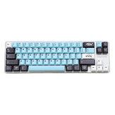 118 Keys Mizu Keycap Set Cherry Profile PBT Sublimation Keycaps for Mechanical Keyboards