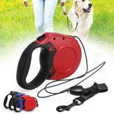 8 متر التلقائي قابل للسحب دائم مقود الكلب Nylon الكلب توسيع الرصاص جرو المشي الجري يؤدي ل ماكس 40 كيلوجرام الكلاب