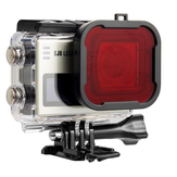 SJCAM Accessories Dive Cullender Red Cullender For SJCAM SJ6 LEGEND Action Sport Camera