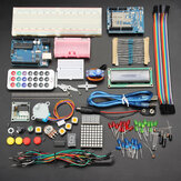 Geekcreit UNOR3 Basic Starter Kits No Battery Version Geekcreit for Arduino - products that work with official Arduino boards