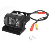 Waterdicht 18 IR LED 120 Degree Achteraanzicht Backup Reverse Camera Car Truck 12V 24V
