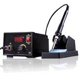 110V-220V 967 Rilavorazione elettrica saldatura Stazione ferro LCD Display Strumento SMD dissaldante