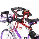 BIKIGHTВелосипедKidsRackMountSeat Protection Safety Quick Release Замок Велоспорт Дети Передние кресла для седла Велосипедные аксессуары