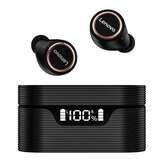 Lenovo LP12 TWS Wireless bluetooth 5.0 Earphones HIFI DSP Noise Reduction Low Latency Headphones IXP5 Waterproof Smart Touch LED Display In-Ear Sports Earbuds with Mic