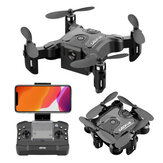 4DRC V2 Mini 3 WiFi FPV met 720P HD Camera Altitude Hold Mode Opvouwbaar Nano Pocket RC Drone Quadcopter RTF