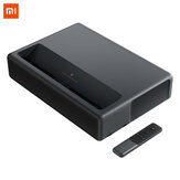 Xiaomi Mi 4K UHD Laser Projetor 150in 16GB eMMC 5G WiFi Dolby DTS Android TV 9.0 ALPD 3.0 1300lm Laser Smart TV Global Version