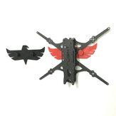 URUAV FPV معلقة السنانير على أجزاء الجدار متعدد المحركات ل FPV Racing RC الطائرة بدون طيار