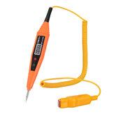 LCDスクリーンが付いている2.5-32V車のデジタル電圧テスターのペンの探知器の探知器の診察道具