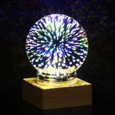 STEM Upgrade USB Plasma Ball Sphere Lightning Light Crystal Desk Lamp Globe Laptop Decor