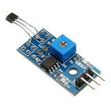 5 stücke 5V / 3,3 V Geschwindigkeitsmessung Hall Sensormodul Hall Switch Motortachometer Modul Für DIY
