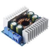 Geekcreit® 8A DC5-30V till DC1.25-30V 150KHz Automatisk steguppsteg Steg ned Justerbar effektmodul Spänningsreglering med kortslutning / övertemperaturskydd