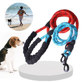 1.2M Durable Nylon Dog Harness Walking Running Leashes Training Rope Belt For Small Medium Large Dogs Pet Supplies