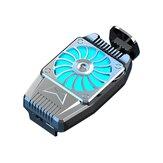 H15 Universele Draagbare Koelventilator voor PUBG Mobiele Games Mute Koeler Radiator voor iPhone Huawei Oneplus Smartphone Snelle Koeling