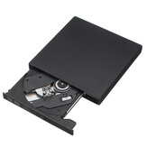 USB 3.0 External Optical Drive DVD-RW Player CD DVD Burner Writer Rewriter Data Transfer for PC Laptop OS Windows 7/8/10
