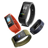[bluetooth 5.0] Originele Xiaomi Redmi Band Mi Band 4C 1,08 'Groot scherm Polsband Bluetooth Muziekcontrole Fitness Tracker Smart Watch Global Version
