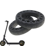 For Xiaomi Ninebot MAX G30 10-Inch Scooter 60/70-6.5 Non-Inflatable Explosion-Proof Solid Honeycomb Tires Shockproof Rubber Tyre