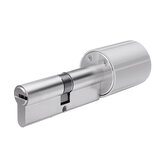 Vima Smart Lock Core Cylinder Intelligent Securtiy Door Lock criptografia de 128 bits com chaves de
