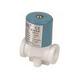 Válvulasolenóideplásticadosistemado RO da válvula de solenóide do distribuidor da água da válvula de solenóide de DC12V / 24V