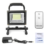 900 W 256 LED draagbare oplaadbare Flood Spot Light gazon werken Camping Flash Lamp Outdoor