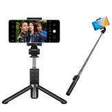 Original Huawei CF15 Pro bluetooth Selfie Stick Tripod Portable Wireless Control Monopod Handheld for iOS Huawei Phone