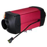 HCalory 8KW 12V कार डीजल एयर पार्किंग हीटर रिमोट कंट्रोल कम तापमान इग्निशन के साथ उन्नत