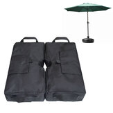 900D Oxford Fabric Umbrella Base Stand Detachable Bags Weight Sand Bag Windproof for Camping Travel Picnic