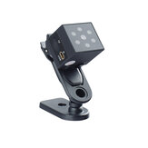 1080P HD Tragbare Mini-Kamera Micro-Cam Infrarot-Nachtsicht-DV-Camcorder Car Sports Movement Recording Monitor-Kamera