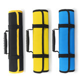 Multipurposed Pocket Cutter Roll Bag Tools Storage Polyester Holder Roll Bag Water-proof