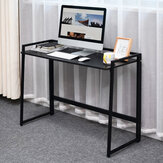 80/100cm Folding Laptop Desk Small Computer Writing Desk Foldable Home Business Office Desk Table Supplies