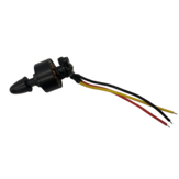 JJRC M02 RC Airplane Spare Part M02-008/M02-009/M02-010 7.4V 1307 CW/CCW 2300KV Front Brushless Motor 2000KV CCW Rear Brushless Motor