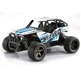 ChengKe 1813B 1/20 2.4G Racing RC Samochodzik Aluminiowa powłoka Duża stopa High Speed ​​Off-Road Vehicle Toy