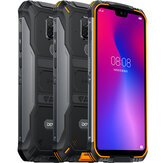 DOOGEE S68 Pro Global Version 5.9 inch FHD + IP68 Waterproof 6300mAh NFC 21MP Kamera Belakang Tiga 6GB 128GB Helio P70 4G Smartphone