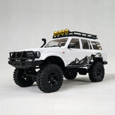 EAZYRC Patrion 1/18 2.4G Crawler RC Car RTR Vehicle Models Two Battery