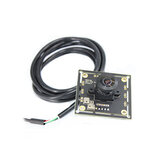 HBV-1807 1MP OV9732 720P Wide Angle USB Camera Board Free Driver IP Camera Module with USB Cable