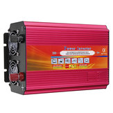 LCD Power Inverter DC 12V/24V to AC 110V/220V 6000W Peak Modified Sine Wave Converter