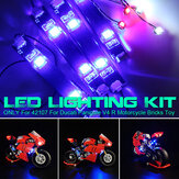 USB DIY LED Light Lighting Kit Voor LEGO 42107 Voor Ducati Panigale V4 R Motorcycle