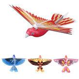 10.6inch elettrico volano di sbattimento ala uccello giocattolo giocattolo aereo ricaricabile per bambini volare giocattolo all'aperto