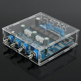 TPA3116 2.1 50Wx2+100W bluetooth CSR4.0 Class D Power Amplifier With Acrylic Case