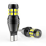 T15 LED zijmarkeringslichten Reverse Bulb High Power 730LM 6000K Wit Canbus Foutloos met projector 2PCS