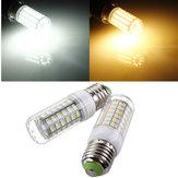 E27 1100LM 7.5W 5730SMD 69 LED ampoule de maïs à économie d'énergie 220V