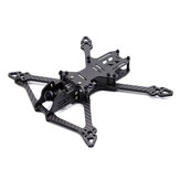Talystmachine 234/264 / 294mm Wielbasis 5/6/7 Inch 5mm Arm Koolstofvezel Frame Kit compatibel DJI FPV Air Unit 20 * 20 / 30.5 * 30.5mm