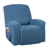 Capa elástica para sofá com tudo incluído Protetor de assento de cadeira extensível poltrona capa protetora para móveis de escritório doméstico e acessórios de decoração