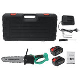 388VF Electric Cordless Saw Chain Saw Woodworking W/ Battery Kit