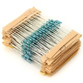 Geekcreit® 1350pcs 135 Værdi 1 / 4W Metal Film Resistor Assortment Kit