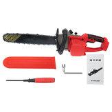 Cortador de madeira sem escova de serra elétrica sem fio de 16 polegadas para 18V Makita Bateria