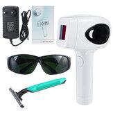 LCD 999999 IPL Laser Épilation Permanente Épilateur Laser Système D'épilation Indolore pour Femmes & Hommes Visage Corps Épilateur Cheveux