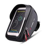 Roue UP 6.0 Pouces Écran Tactile Téléphone Sac Étanche Montagne Moto E-vélo Vélo Vélo Vélo