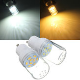 GU10 3W AC 110V LED Bulb White/Warm White 9 SMD 5730 Light Spot Corn Lamp