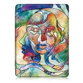 Printing Tablet Case Cover for Kindle Paperwhite4 - Young Lady
